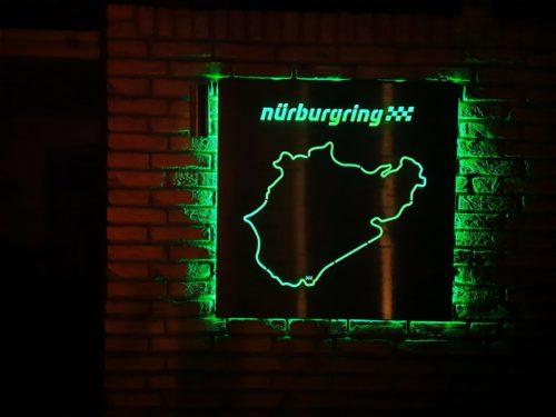 Leuchtkasten Nordschleife #31 photo review